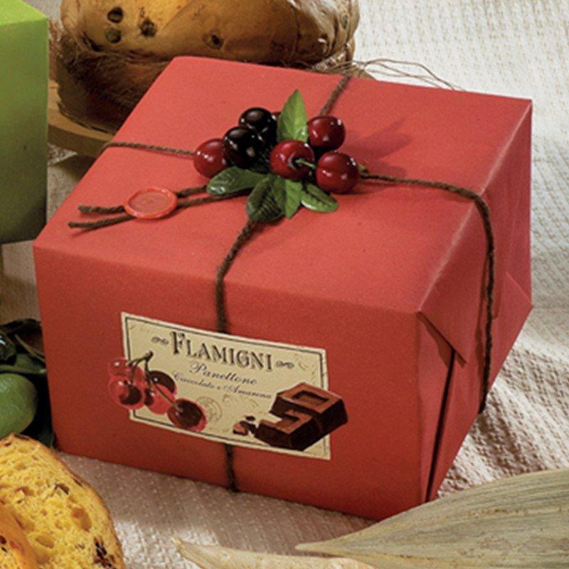 Panettone Flamigni Amarena & Cioccolato - Castroni Via Catania