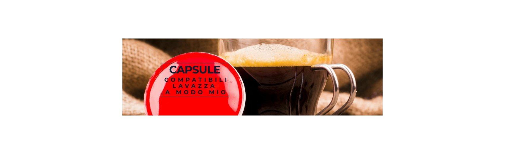 Capsule compatibili Lavazza a Modo Mio - Caffè Castroni