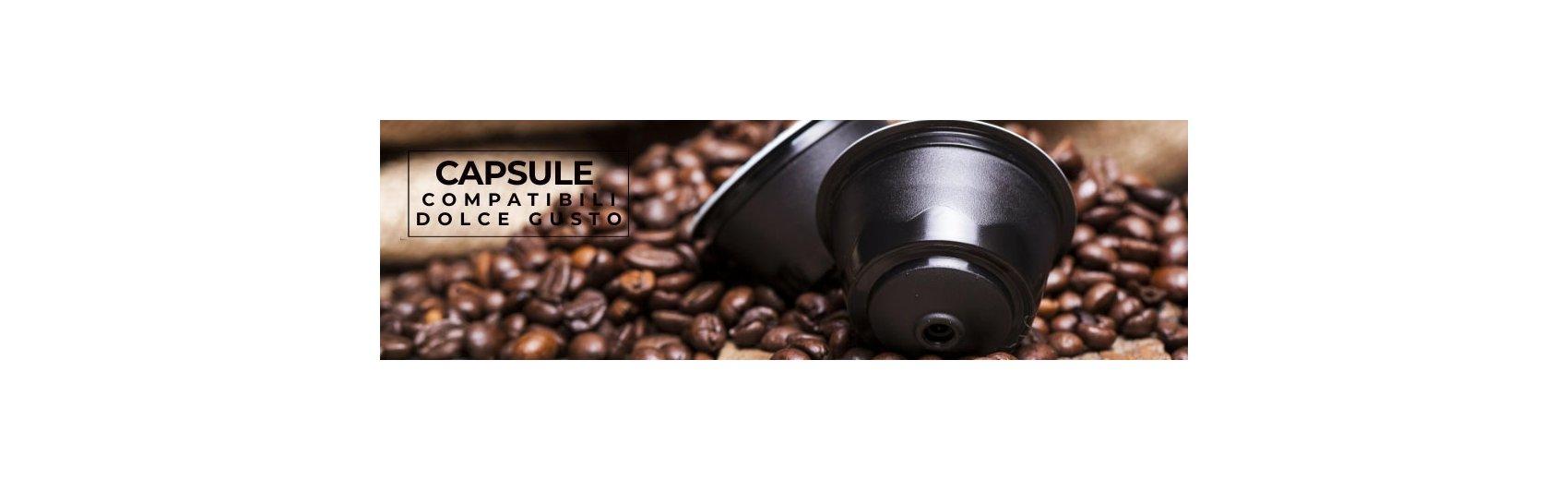 Capsule Nescafé Dolce Gusto Compatibili - Caffè Castroni