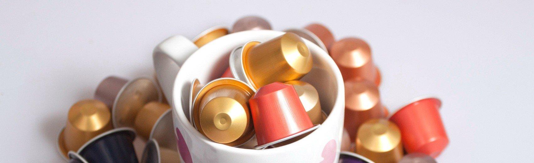 Caffè Castroni - Capsule compatibili con macchine da caffè Nespresso
